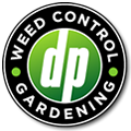 DP weed and pest control logo